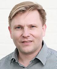 MS SQL konsulent Bernt Jensen